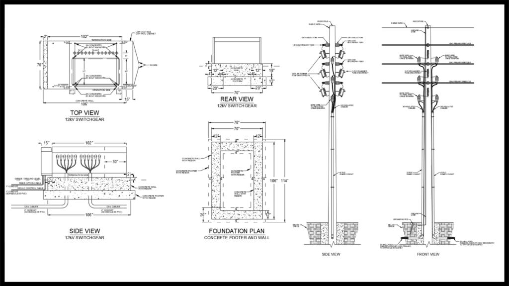 Equipment Drawings