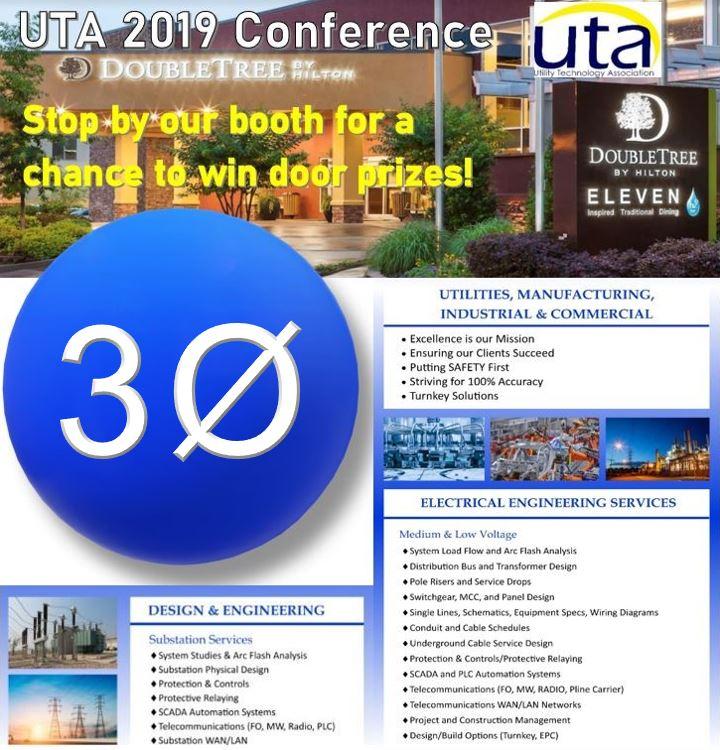 2019 UTA Conference