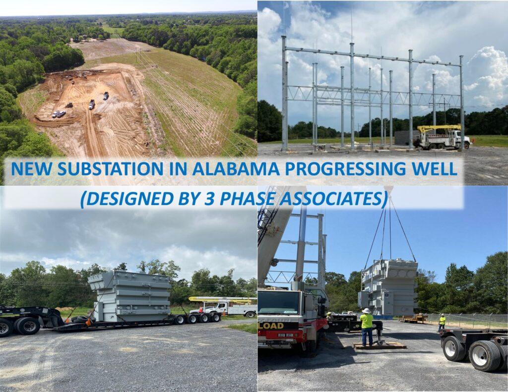 AL-Substation-Construction